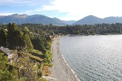 Beach on Lake NahueHuapi (25013435)