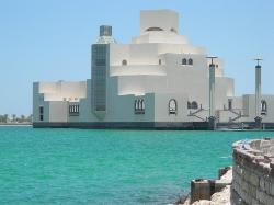 Qatari's are very proud of their new Islamic Museum (25016089)