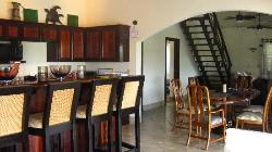 living room/kitchen on 2nd floor