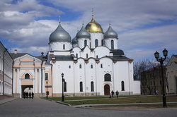 ‪St. Sophia Cathedral‬