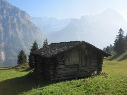 Brot to Grindelwald scooter ride (25151856)