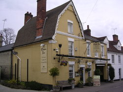 The Crown Inn, Linton