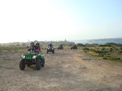 Siracusa in Quad