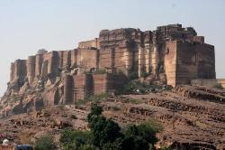 Day 41 Jodhpur 11 Mehrangarh From Jaswant Thada (25204021)