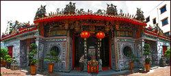 Lian Shan Shuang Lin Temple