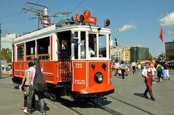 İstiklal Tramvayı