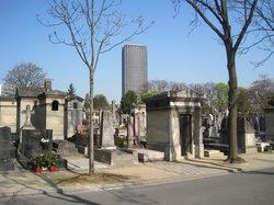 Montparnasse Cemetery (Cimetiere Montparnasse)