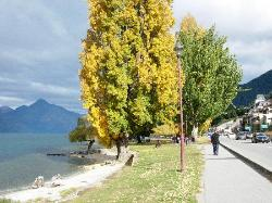 Autumn in Queenstown by Lake Wakatipu (25338106)