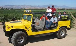 Santa Barbara Backroads Wine Tour