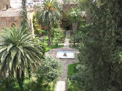 Interior Alcazaba