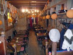 Restaurant Grill & Steakhouse Santa Maria Argentijns