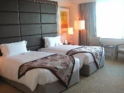 Twin Sharing Deluxe Room