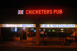 Mike and Lisa's Cricketers British Pub and Restaurant