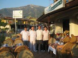 The Olive Leaves Restaurant