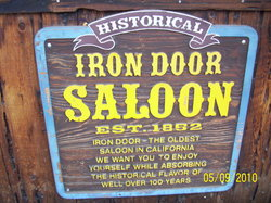 Iron Door Saloon and Grill