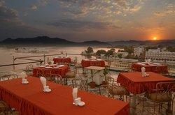 Mewar Haveli Roof Top Restaurant