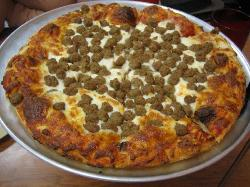 Brian's Bulldog Pizza