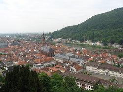 Castello di Heidelberg (Schloss Heidelberg)