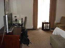 Deluxe Room Living