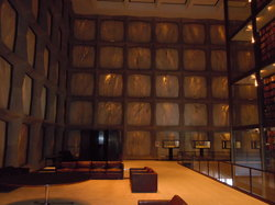 耶魯大學貝尼克珍本與手稿圖書館