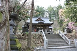Yoshitsune Shrine