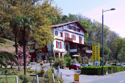 Hotel Bellevue Hendaye