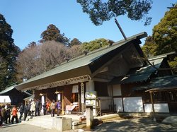 Tokiwa Shrine