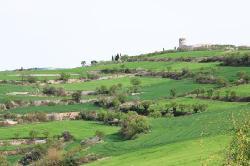 The hill-top village of L'Amettla