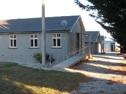 Wedderburn Station Rail Stay