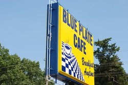 ‪Blue Plate Cafe‬