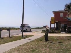 Beach Front Motel