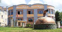 Korca Bierre factory