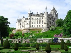 ‪Dunrobin Castle and Gardens‬