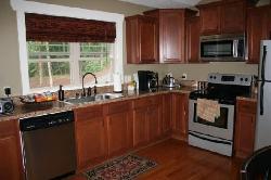 Dogwood spacious kitchen