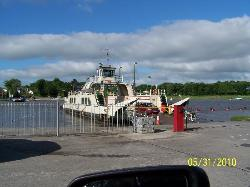 Waterford Castle Ferry