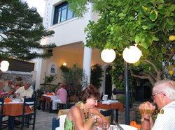 Alexander's Garden Restaurant