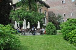 Café Wintergarten im Literaturhaus Berlin