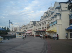 ‪Disney's Boardwalk‬