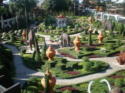 """Тропический ботанический сад """"Нонг Нуч"""""""