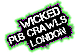 Wicked Pub Crawls London