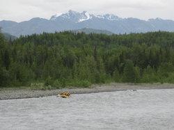 Matanuska Madwater Rafting