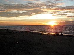 Layang-layang Beach