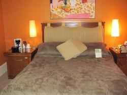 Nice European Style Hotel Room