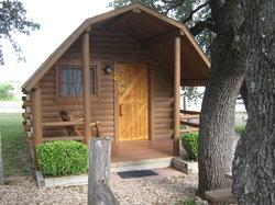 KOA 1-room Cabin