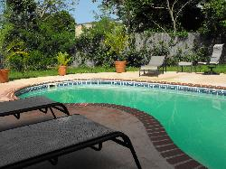 pool at Casa de Tortuga