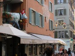 Swiss Chuchi Restaurant Zürich