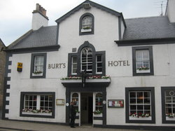 Burt's Hotel Restaurant