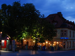 Cafe, Bar & Restaurant Maroni Zirndorf