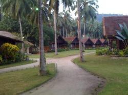 Facing the Garden-villas