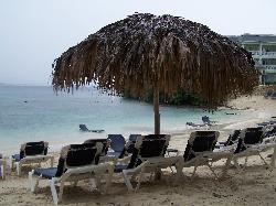 One of the beaches at GP